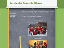 Tablet Preview of biereau6.be
